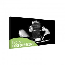 Set tablou fosforescent Masina de epoca