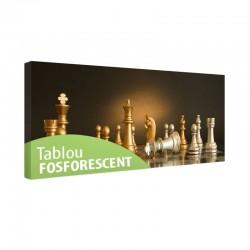 Set tablou fosforescent Sah