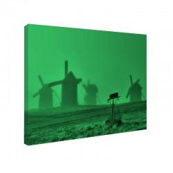 Set tablou fosforescent Mori de vant