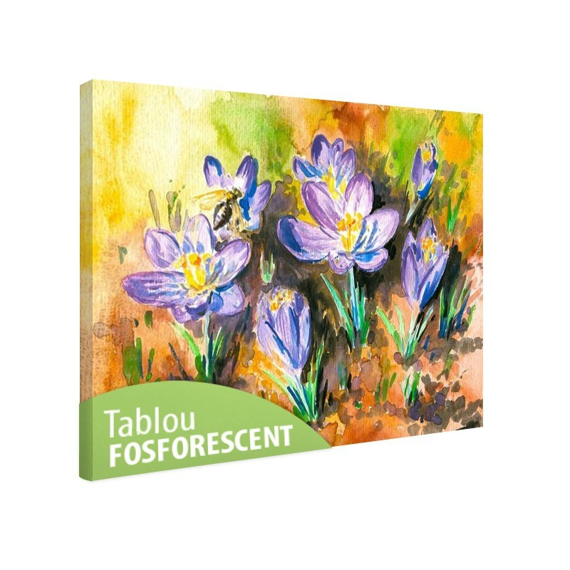Set tablou fosforescent Toporasi