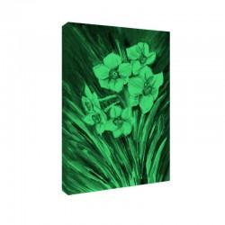 Set tablou fosforescent Narcise