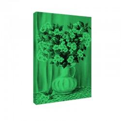 Set tablou fosforescent Flori de mar