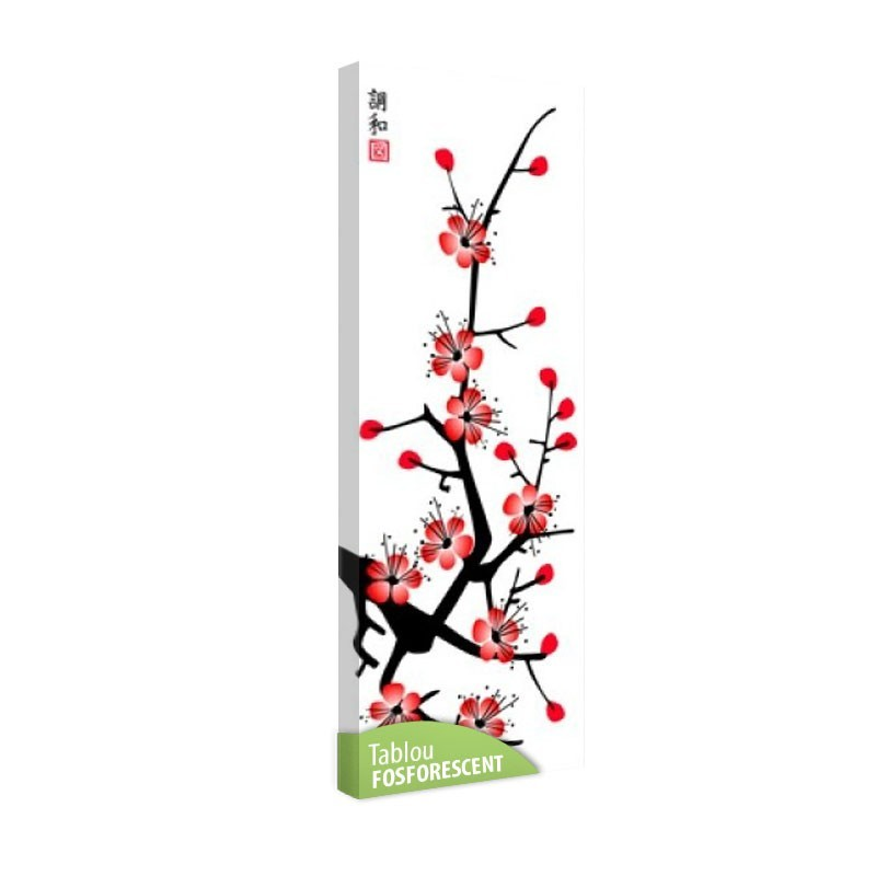 Set tablou fosforescent Tablou japonez