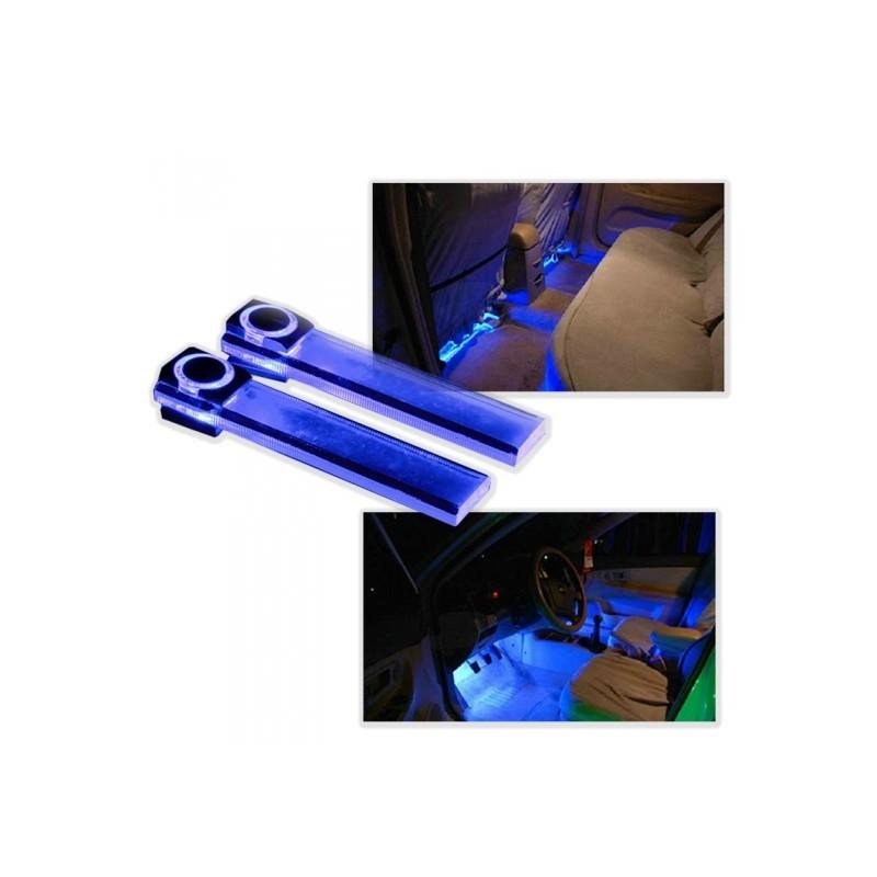Lumini decorative pentru atmosfera interior auto