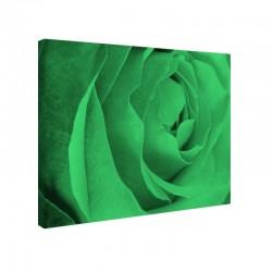 Tablou fosforescent Trandafir roz
