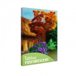Set tablou fosforescent Bulgare de zapada