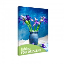 Set tablou fosforescent Irisi
