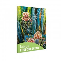 Set tablou fosforescent Stanjenei pictati