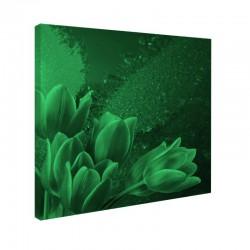 Tablou fosforescent Flori inghetate