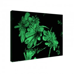 Set tablou fosforescent Flori de cristal