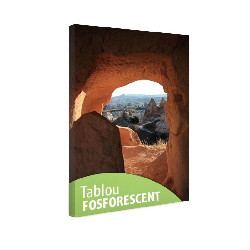 Tablou fosforescent Intrare in Cappadocia