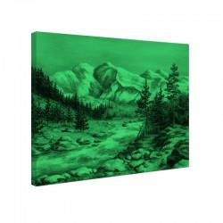 Tablou fosforescent Muntii Altai