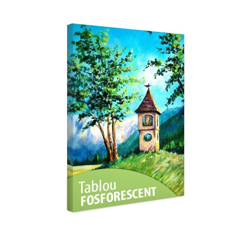 Tablou fosforescent Turn