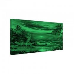 Tablou fosforescent Peisaj marin