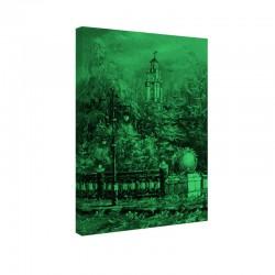 Tablou fosforescent Turnul cu ceas