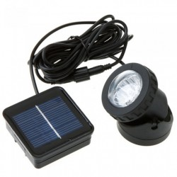 Spot solar decorativ cu led