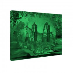 Tablou fosforescent Castel