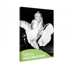 Tablou fosforescent Marilyn