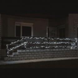 Ghirlanda decorativa de exterior, 1000 LED-uri, lumina statica, Home