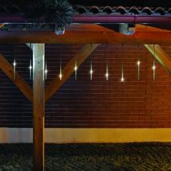 Ghirlanda 5 turtuti, 50 LED-uri, exterior , Home
