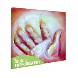Tablou fosforescent Mana vindecatoare