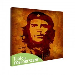 Tablou fosforescent Che Guevara