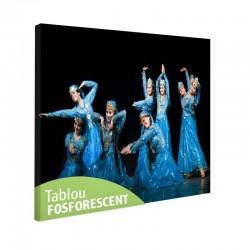 Tablou fosforescent Dans popular in Uzbekistan