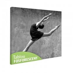 Tablou fosforescent Dansatoare