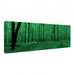 Tablou fosforescent Panorama de toamna