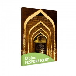 Tablou fosforescent Fort in Bahrein