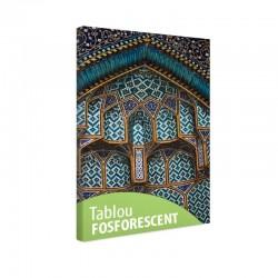 Tablou fosforescent Moschee in detaliu