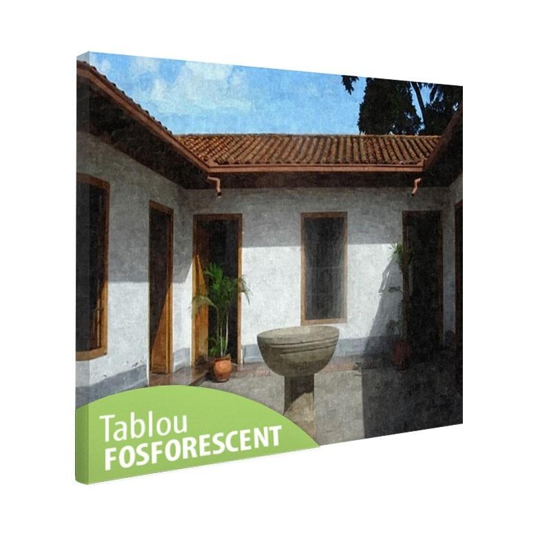 Tablou fosforescent Casa lui Simon Bolivar