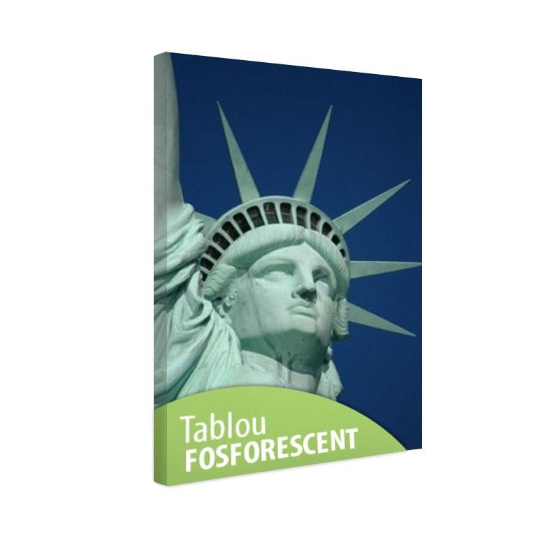 Tablou fosforescent Statuia Libertatii