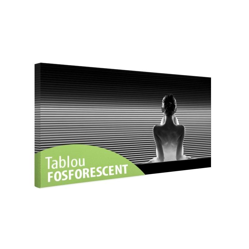 Tablou fosforescent Forma trupului feminin