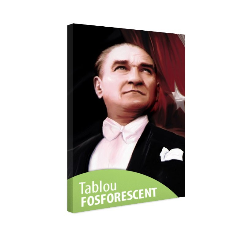 Tablou fosforescent Ataturk