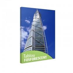 Tablou fosforescent Turnul Torso