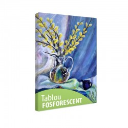Set tablou fosforescent Muguri de primavara