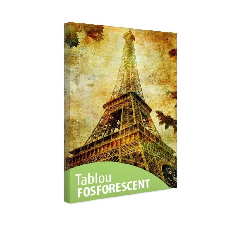 Tablou fosforescent Turnul Eiffel