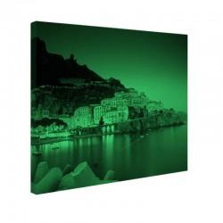 Tablou fosforescent Portul Amalfi