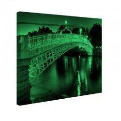 Tablou fosforescent Pod in Dublin