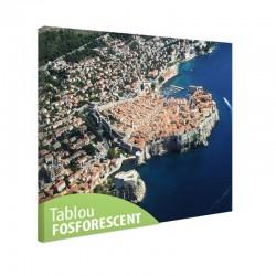 Tablou fosforescent Dubrovnik