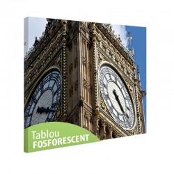 Tablou fosforescent Ceasul Big Ben