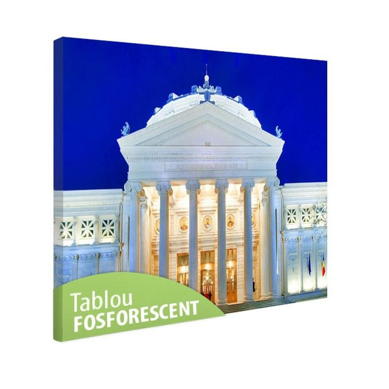 Tablou fosforescent Ateneu