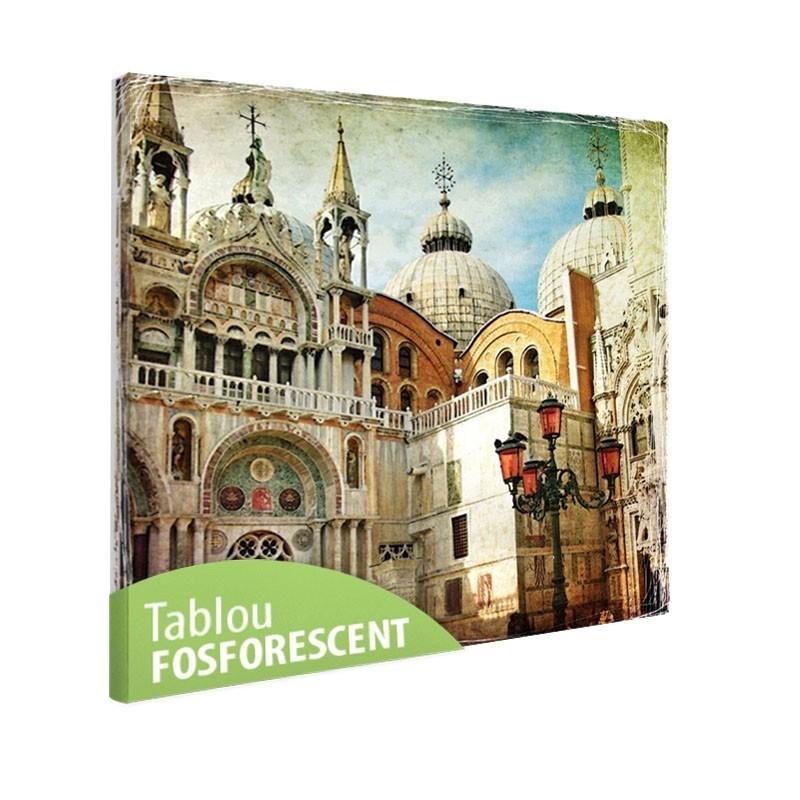 Tablou fosforescent Venetia in trecut
