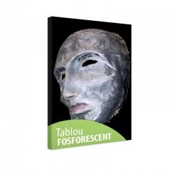 Tablou fosforescent Masca de fier