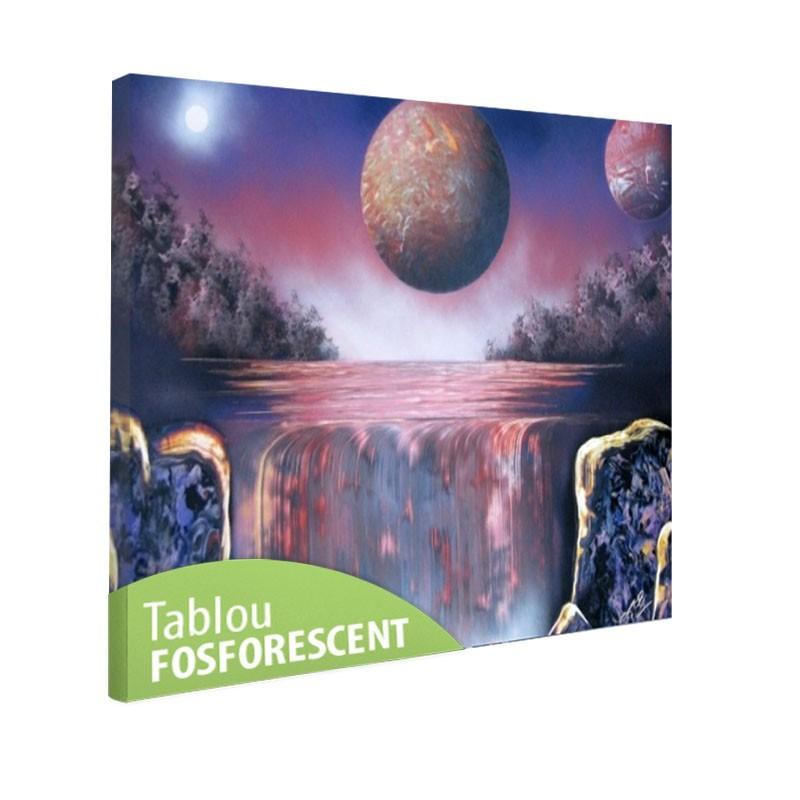 Tablou fosforescent Spaceart