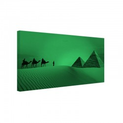 Tablou fosforescent Excursie la piramide