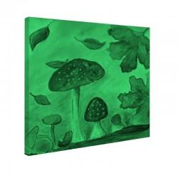 Tablou fosforescent Ciuperci de toamna