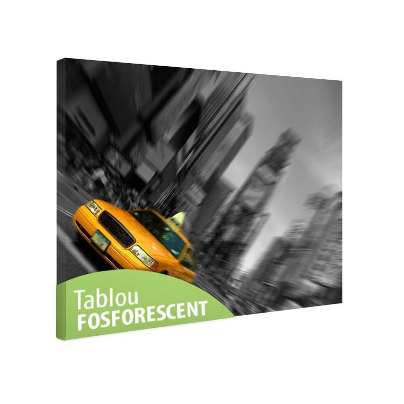 Tablou fosforescent NYC-Times Square