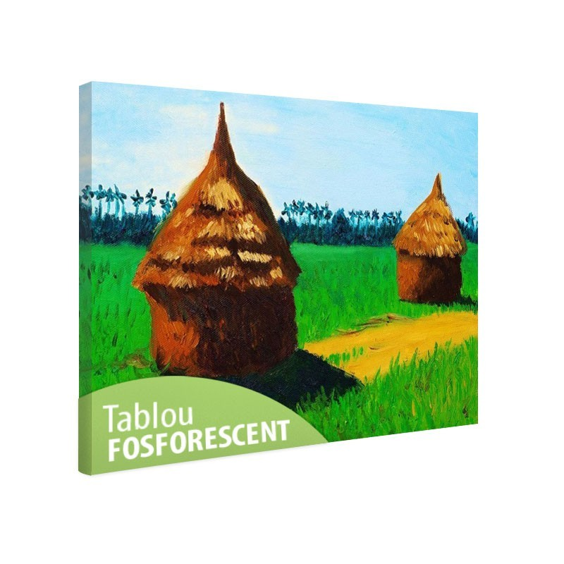 Tablou fosforescent Paie